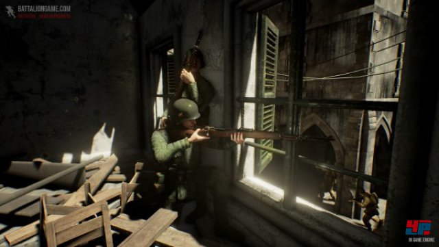 Screenshot - Battalion 1944 (PC)