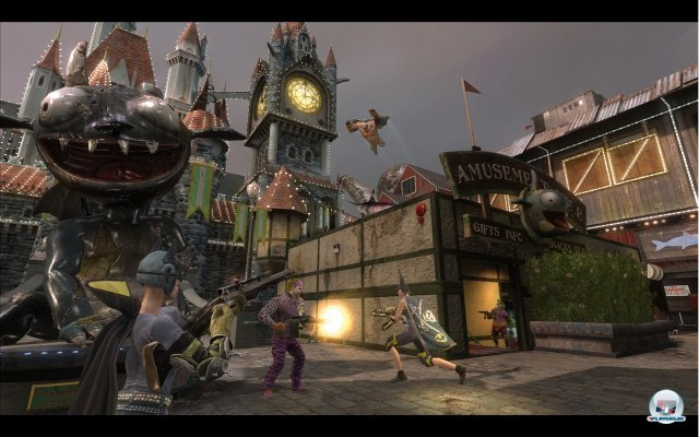 Screenshot - Gotham City Impostors (PlayStation3)