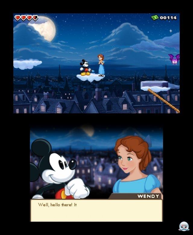 Screenshot - Micky Epic - Die Macht der Fantasie (3DS) 2385002