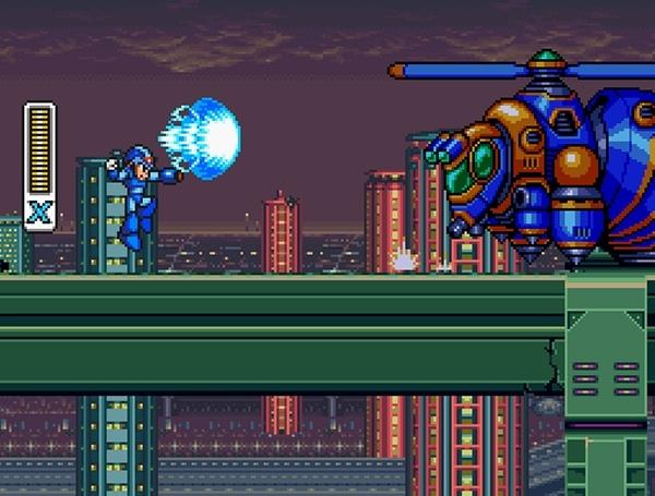 Der blaue Bomber sorgte sechs Jahre bzw. ebenso viele Spiele lang f�r Spa� und Frust, im Jahre 1993 musst er erstmals Platz f�r einen Nachfolger machen: Mega Man X war der erste Vertreter der Serie auf dem SNES, die bis heute auf unterschiedlichen Plattformen weitergef�hrt wird. F�r diese Reihe verabschiedete sich Capcom von der �blichen �Mega Man gegen Dr. Wily�-Formel, verlagerte das Ganze in die Zukunft und f�hrte einen Batzen neuer Figuren ein, die bis heute aktiv sind: X, Dr. Light, Dr. Cain, Reploide, Mavericks, Zero (der schlie�lich seine eigene Serie bekam) oder Sigma sind nur einige der Namen, die sich in den mittlerweile 13 X-Spielen finden. Der Spielverlauf ist grunds�tzlich gleich geblieben, aber mit der Einf�hrung des �Dashes� und der Wandkletter-F�higkeiten erm�glichten die Designer v�llig neue Herausforderungen. Mal ganz abgesehen davon, dass Zero nicht nur einen wallenden Pferdeschwanz, sondern auch ein Laserschwert besa�! �brigens: Das Original X-Game wurde letztes Jahr als runderneuertes Remake auf der PSP ver�ffentlicht - was uns ganz nebenbei glatte 80% wert war! 1734153