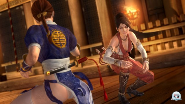 Screenshot - Dead or Alive 5 (360)