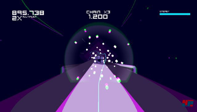 Screenshot - Futuridium EP Deluxe (PS_Vita)