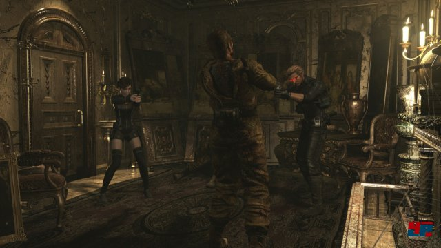 Screenshot - Resident Evil Zero (360)