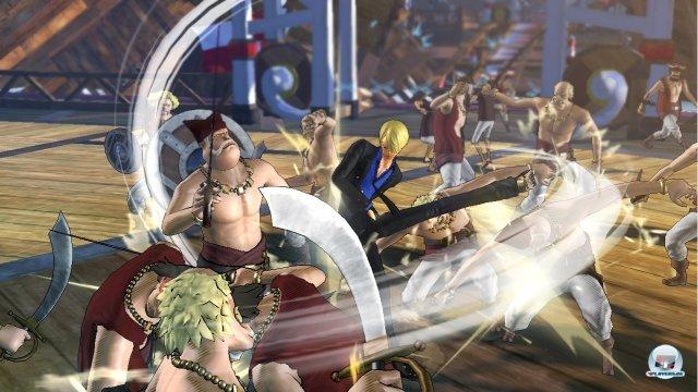 Screenshot - One Piece: Pirate Warriors (PlayStation3) 2362082