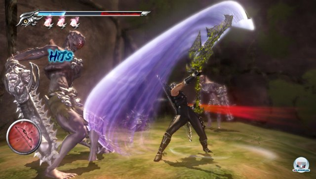 Screenshot - Ninja Gaiden: Sigma 2 (PS_Vita)