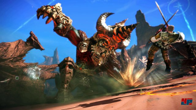 Screenshot - TERA (PS4)