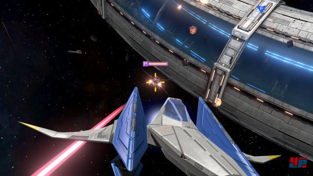 Screenshot - StarFox Zero (Wii_U)