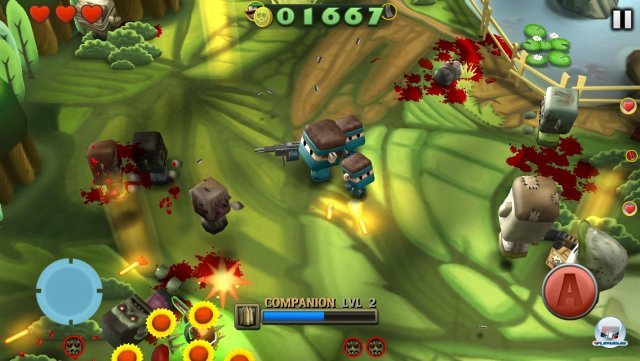 Screenshot - Minigore 2: Zombies (iPhone) 92431457