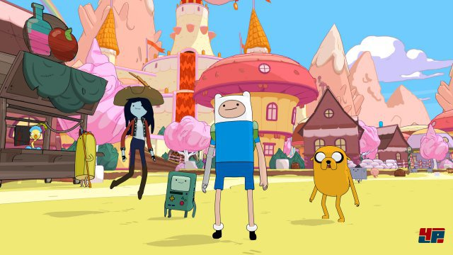 Screenshot - Adventure Time: Pirates of the Enchiridion (PC)
