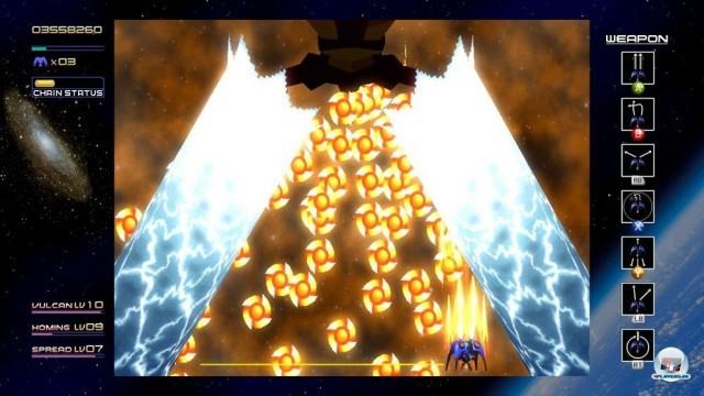 Screenshot - Radiant Silvergun (360) 2234633