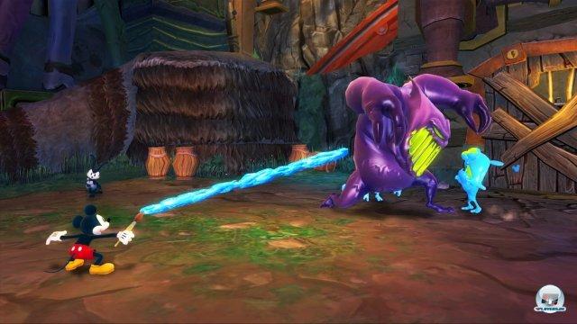 Screenshot - Micky Epic: Die Macht der 2  (360) 2397582