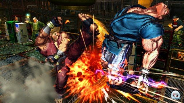Screenshot - Street Fighter X Tekken (360) 2309437