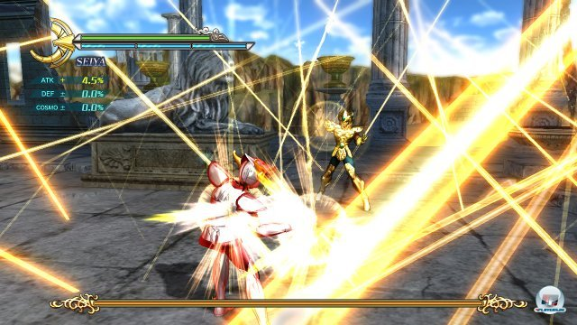 Screenshot - Saint Seiya: Sanctuary Battle (PlayStation3) 2265467