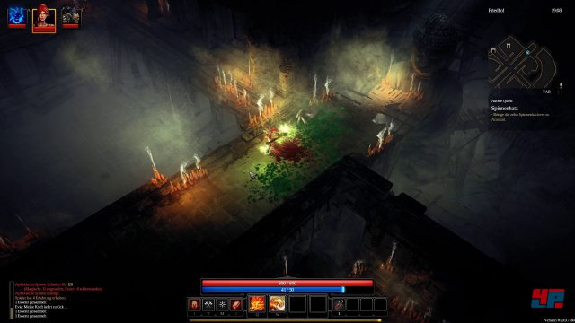 Screenshot - Shadows: Heretic Kingdoms (PC)