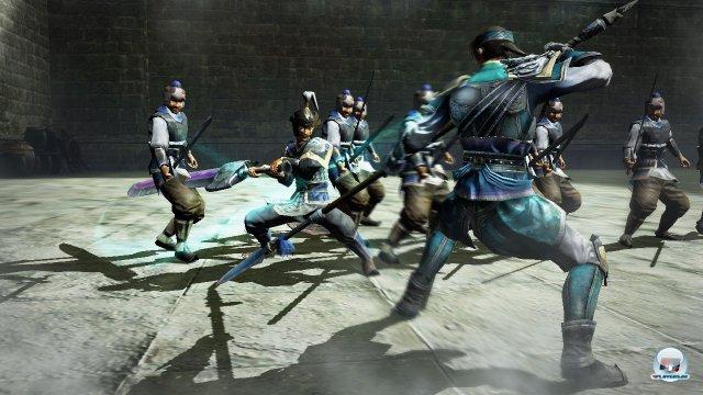 Screenshot - Dynasty Warriors 8 (PlayStation3) 92433692