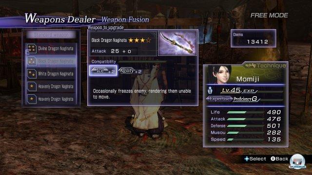 Screenshot - Warriors Orochi 3 (Wii_U) 92424727