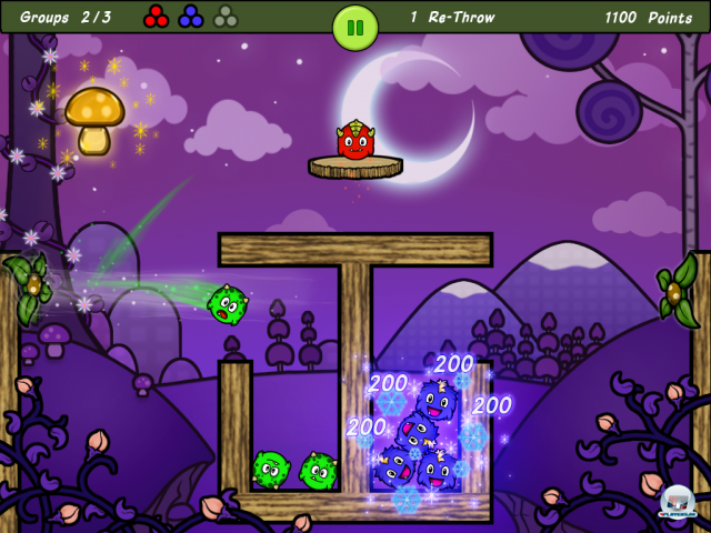 Screenshot - Triple Trouble (iPad)