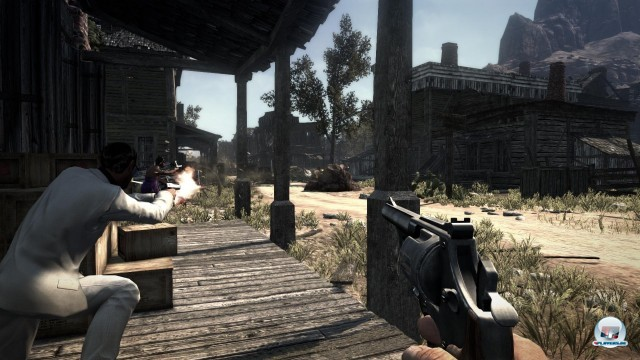 Screenshot - Call of Juarez: The Cartel (360) 2237984