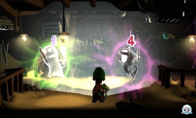 Screenshot - Luigi's Mansion 2 (3DS) 2266057