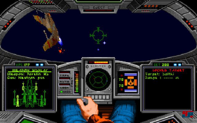 Wing Commander ist für die Spielewelt das, was Star Wars für das Kino bedeutete.