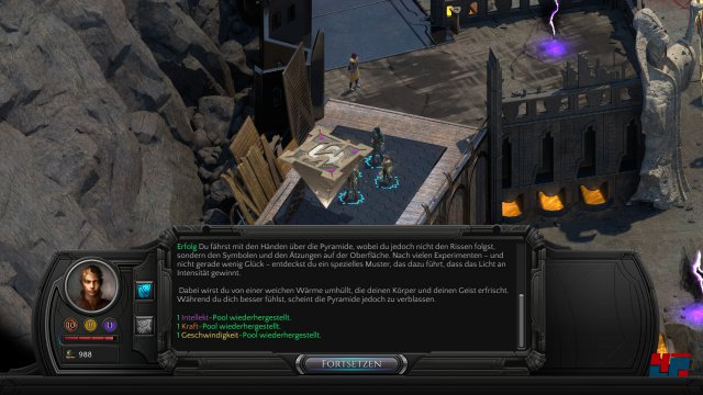 Screenshot - Torment: Tides of Numenera (PC)