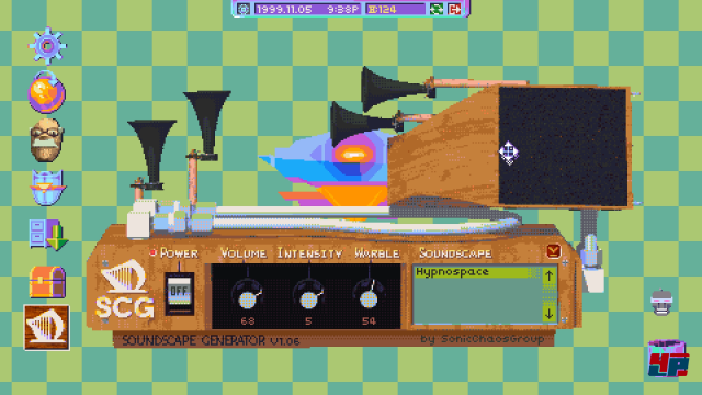 Screenshot - Hypnospace Outlaw (Linux)