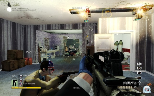 Screenshot - Payday: The Heist (PlayStation3) 2240222
