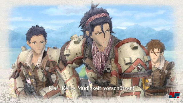 Screenshot - Valkyria Chronicles 4 (PC)