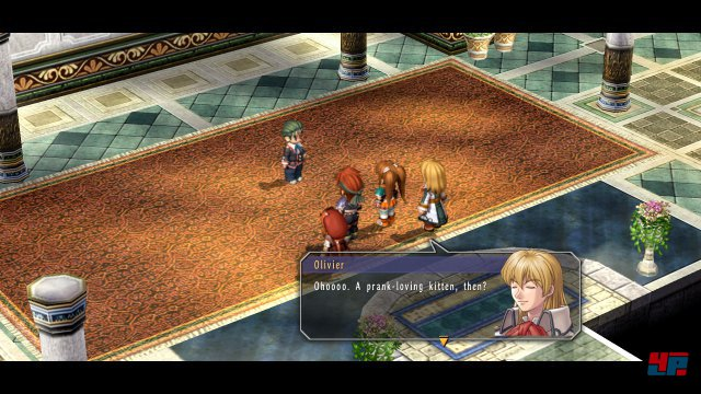 Screenshot - The Legend of Heroes: Trails in the Sky SC (PC)