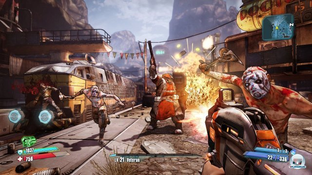 Screenshot - Borderlands 2 (360)
