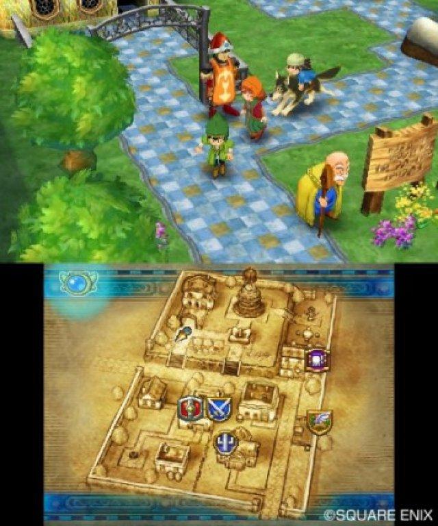 Screenshot - Dragon Quest 7: Fragmente der Vergangenheit (3DS) 92533154