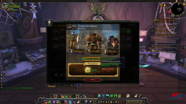 Screenshot - World of WarCraft: Legion (Mac) 92530889