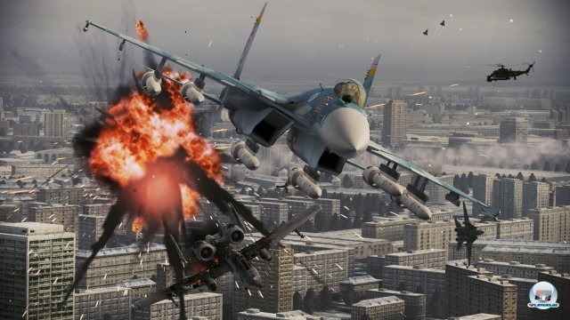 Screenshot - Ace Combat: Assault Horizon (360) 2264982