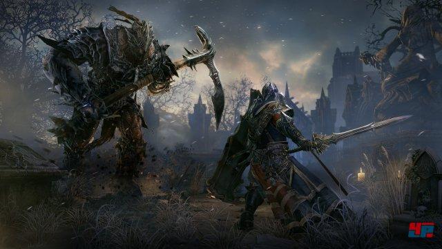 Neben dem Krieger kann man in Lords of the Fallen noch einen Schurken oder Kleriker spielen.