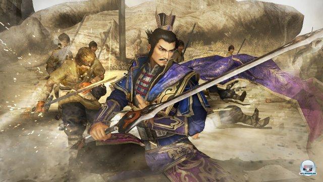 Screenshot - Dynasty Warriors 8 (PlayStation3) 92434092