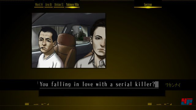 Screenshot - The Silver Case (Remaster) (Mac)