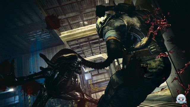 Screenshot - Aliens: Colonial Marines (360) 92430012