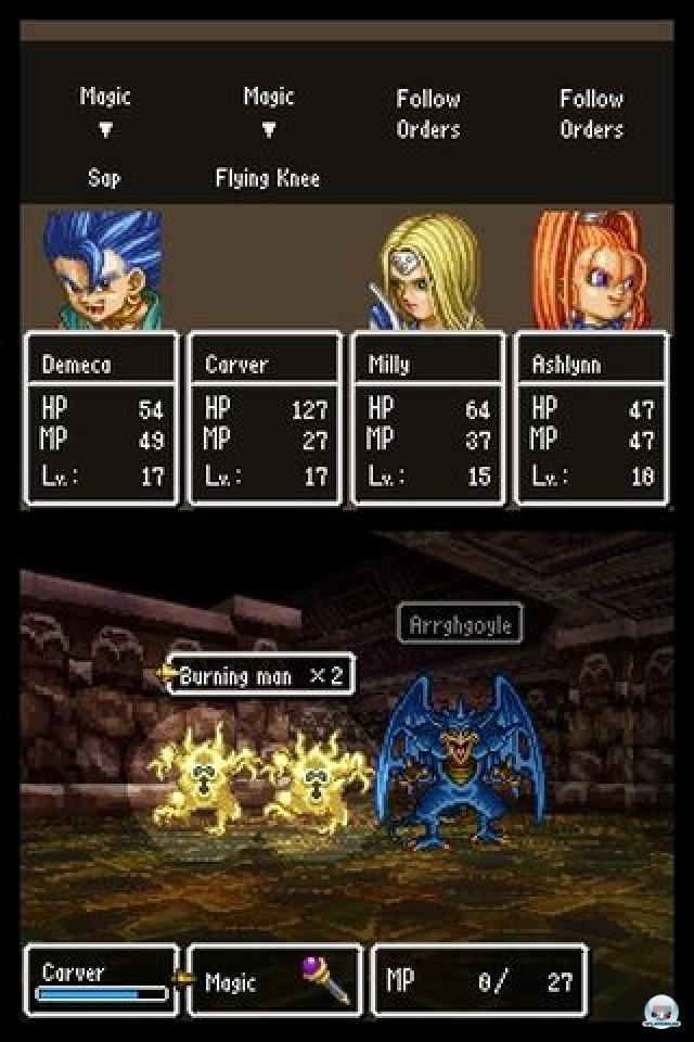 Screenshot - Dragon Quest VI: Wandler zwischen den Welten (NDS) 2216822
