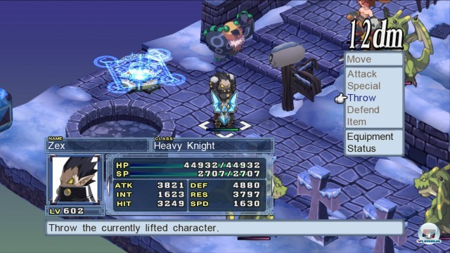 Screenshot - Disgaea 4: A Promise Unforgotten (PlayStation3) 2241463