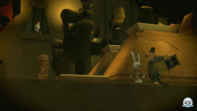Screenshot - Sam & Max: Im Theater des Teufels (PC) 2288252