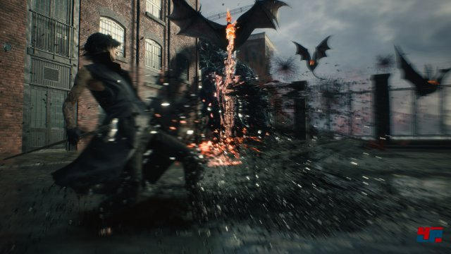 Screenshot - Devil May Cry 5 (PC)