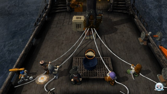 Screenshot - Lego Pirates of the Caribbean - Das Videospiel (360) 2222413