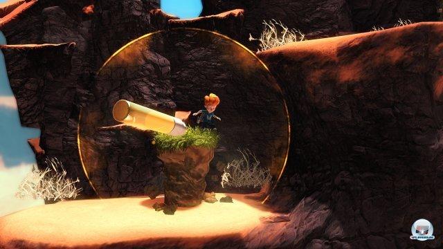 Screenshot - Max: The Curse of Brotherhood (360) 92457160
