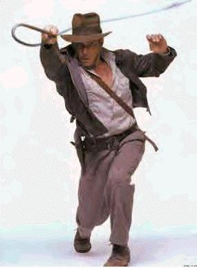 ...Indiana Jones-Adventures! Der Mann mit...