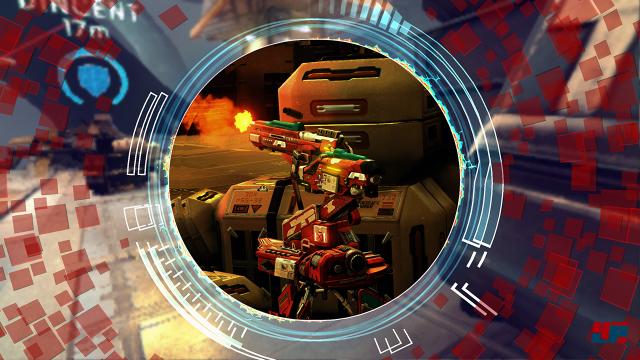 Screenshot - Damaged Core (OculusRift)