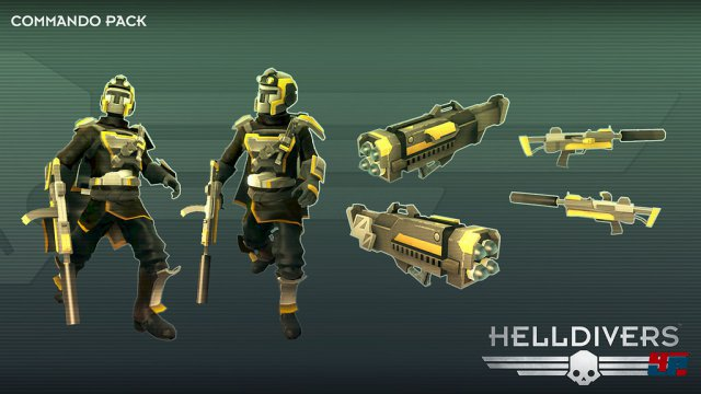 Screenshot - Helldivers (PlayStation3)