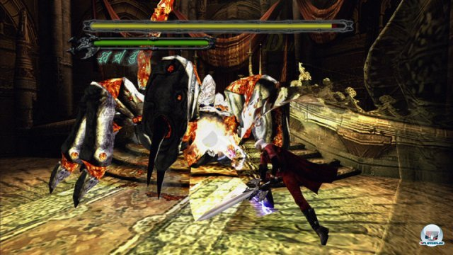 Screenshot - Devil May Cry HD Collection (360) 2285017