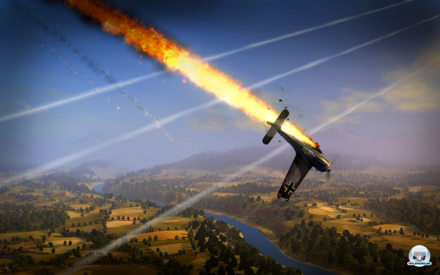 Screenshot - Combat Wings - The Great Battles of WWII (Allgemein)