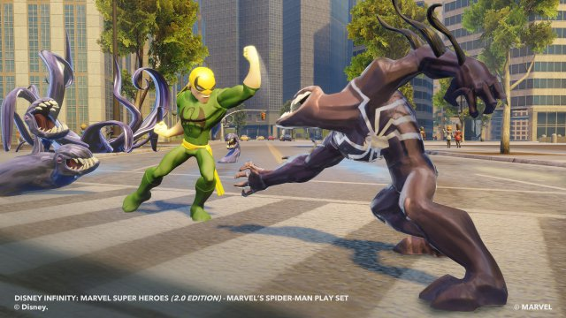 Screenshot - Disney Infinity 2.0: Marvel Super Heroes (360) 92484568