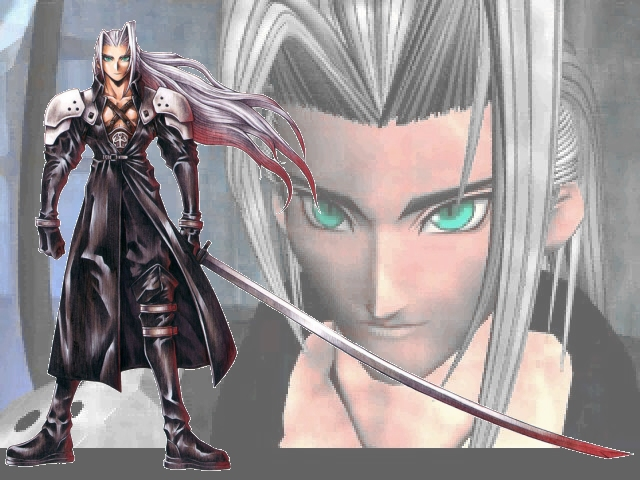 <b>Sephiroth (Erstauftritt: Final Fantasy 7)</b><br><br>Es ist weniger die Tatsache, dass er die Essenz eines Planeten aufsaugen will, um ein Gott zu werden. Auch nicht, dass er ein Schwert schwingt, das locker doppelt so groß ist wie er. Schon gar nicht, dass er hinterhältig die bezaubernde Aerith tötet! Auch der hammerharte Endkampf zur besten Musik, die es jemals in einem Final Fantasy-Spiel gab (»One-Winged Angel«, natürlich aus der Feder von Teufelskerl Nobuo Uematsu) ist nicht der Grund dafür, dass Sephiroth so ein schweinecooler Endgegner ist. Nein, es ist selbstverständlich seine modische Silberhaar-Frisur. 1887588